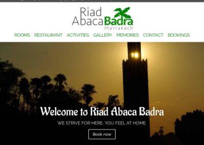 Riad Abaca Badra