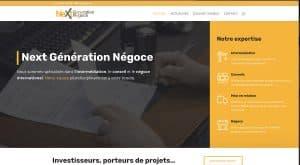 Next Génération Négoce Maroc