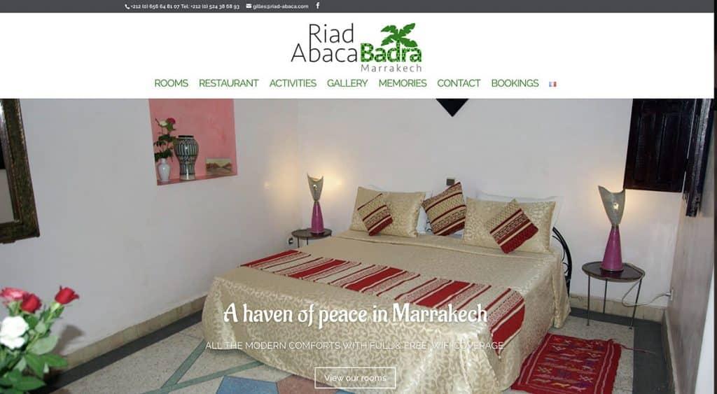 Riad Abaca Marrakech