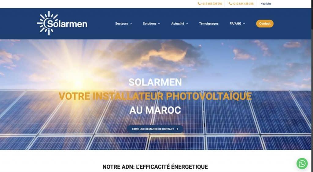 Solarmen Maroc